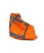 HERMES(エルメス)の古着「カレ90」|オレンジ