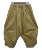 ordinary fits(オーディナリーフィッツ)の古着「ボールパンツ チノ」|ベージュ