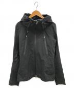 DESCENTE ALLTERRAIN(デザイント オルテライン)の古着「ACTIVE SHELL JACKET DAWNGC45」|ブラック