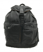 PORTER(ポーター)の古着「タンカーバックパック」|ブラック