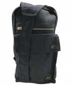 PORTER(ポーター)の古着「SLING SHOULDER BAG」|インディゴ