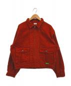 WILLY CHAVARRIA(ウィリーチャバリア)の古着「CAGUAMA JACKET」 ブラウン