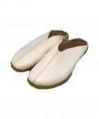 Trippen(トリッペン)の古着「SPOON」 ホワイト