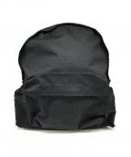 COMME des GARCONS HommePlus(コムデギャルソン オムプリュス)の古着「デイパック」|ブラック