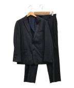 LANVIN COLLECTION(ランバンコレクション)の古着「切替セットアップスーツ」|ネイビー