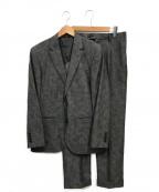 LANVIN COLLECTION(ランバンコレクション)の古着「セットアップスーツ」|グレー