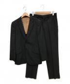 blacker(ブラッカー)の古着「セットアップスーツ」|ブラック