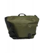 ()の古着「Granville 10 Courier Bag」 グリーン