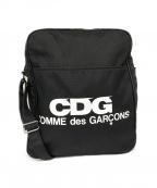 CDG(シーディージー)の古着「エアラインバッグ」 ブラック