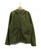 ARC'TERYX()の古着「Zeta LT Jacket」|カーキ