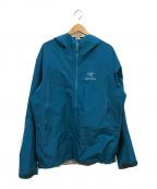 ARC'TERYX()の古着「Zeta LT Jacket 」|ブルー