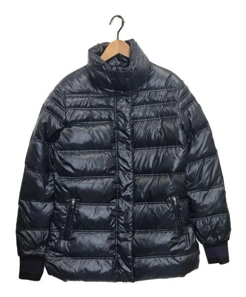 EMPORIO ARMANI EA7(エンポリオアルマーニ イーエーセブン)EMPORIO ARMANI EA7 (エンポリオアルマーニ イーエーセブン) 中綿ジャケット ネイビー サイズ:Mの古着・服飾アイテム