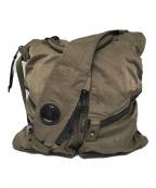 C.P COMPANY(シーピーカンパニー)の古着「ヘルメットバッグ」|カーキ