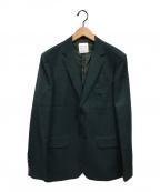 UNITED TOKYO(ユナイテッドトウキョウ)の古着「air force ウールジャケット」|グリーン