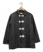 KAPTAIN SUNSHINE(キャプテンサンシャイン)の古着「ChefJacket/シェフジャケット」|グレー