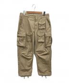 Engineered Garments(エンジニアドガーメンツ)の古着「FA PANT/FAパンツ」 ベージュ
