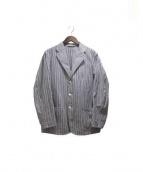 COMOLI(コモリ)の古着「コットンツイルジャケット」 グレー