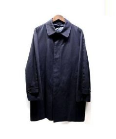 Brooks Brothers(ブルックスブラザーズ)の古着「ライナー付ステンカラーコート」|ネイビー