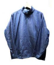 CLASS(クラス)の古着「ハイネックプルオーバーシャツ」|ブルー