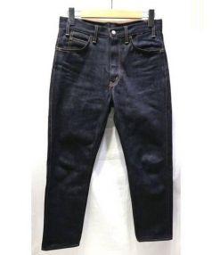 UNUSED(アンユーズド)の古着「12oz denim five pockets pants」|ネイビー