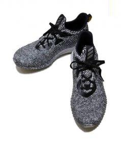 adidas(アディダス)の古着「alpha bounce araALPHA BOUNCE A」|ブラック