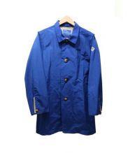 Arvor Maree(アルボーマレー)の古着「60/40SHORE COAT」 ブルー