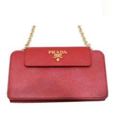PRADA(プラダ)の古着「チェーン付スマートフォンケース」|FUOCO
