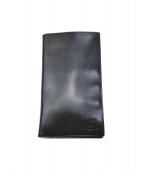 dunhill(ダンヒル)の古着「長財布」|ブラック