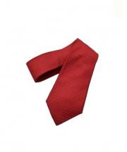 HERMES(エルメス)の古着「H柄ネクタイ」 レッド