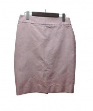 Salvatore Ferragamo(サルヴァトーレ・フェラガモ)の古着「膝丈スカート」|ピンク