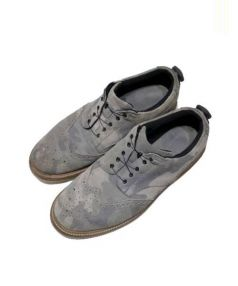 SPECTUSSHOECO. × SOPHNET.(スペクタス × ソフネット)の古着「WING TIP BLUCHER SHOES」|グレー