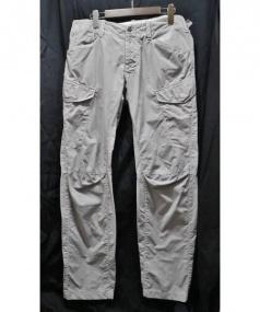 C.P COMPANY(シーピーカンパニー)の古着「カーゴパンツ」|グレー