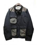 Highland Park(ハイランドパーク)の古着「ハンティングジャケット」|ブラック