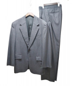 MARGARET HOWELL(マーガレットハウエル)の古着「グレンチェックセットアップスーツ」