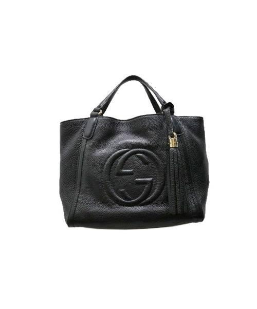 outlet store 3a6c8 8144f [中古]GUCCI(グッチ)のレディース バッグ ソーホー2WAYバッグ