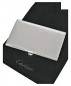 Cartier(カルティエ)の古着「名刺入れ」|シルバー