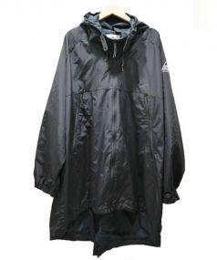 CAPE HEIGHTS(ケープハイツ)の古着「ナイロンモッズコート」|ブラック