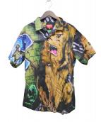 Supreme(シュプリーム)の古着「Lions Den Shirt」 マルチカラー