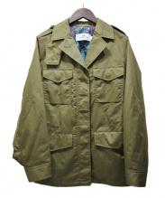 COACH(コーチ)の古着「M65ジャケット」|カーキ
