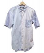 COMME des GARCONS HOMME DEUX(コムデギャルソンオムデュー)の古着「半袖シャツ」