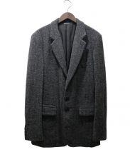 COMME des GARCONS HOMME DEUX(コムデギャルソンオムデュー)の古着「チェスターコート」|グレー