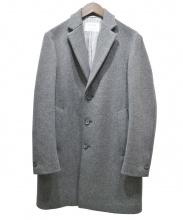 EDIFICE(エディフィス)の古着「メルトンチェスターコート」