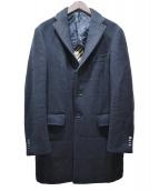 RING JACKET(リングジャケット)の古着「チェスターコート」|ネイビー