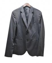 GIORGIO ARMANI(ジョルジオアルマーニ)の古着「異素材切替テーラードジャケット」