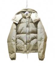 SIERRA DESIGNS(シエラデザイン)の古着「60/40ダウンジャケット」|ベージュ