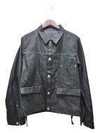 Bernabeu(ベルナベウ)の古着「デニムジャケット」