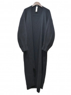 nagonstans(ナゴスタンス)の古着「ラムウールカシミヤニットワンピース」|ブラック