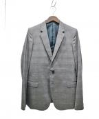Galaabend(ガラアーベント)の古着「テーラードジャケット」|グレー
