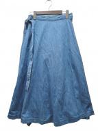 Wrangler for Ronharman(ロンハーマン ラングラー)の古着「巻きスカート」