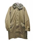 N.HOOLYWOOD(エヌハリウッド)の古着「ライナー付モッズコート」